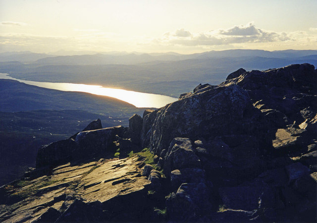 Schiehallion Summit
