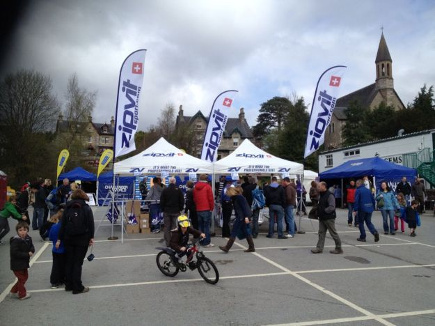 Pitlochry Race Central