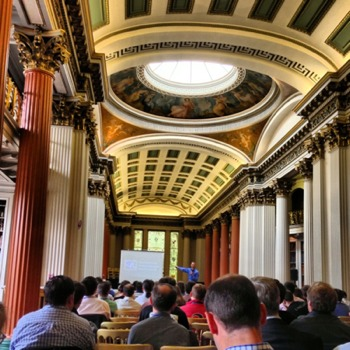 The signet library venue for the Turing Festival